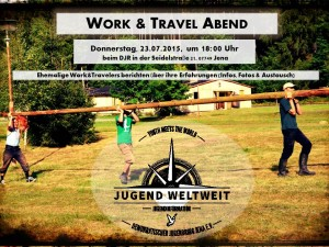 Work&Travel Flyer