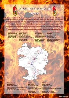 Brandaktuell – Die Jenaer Jugendfeuerwehren im Überblick