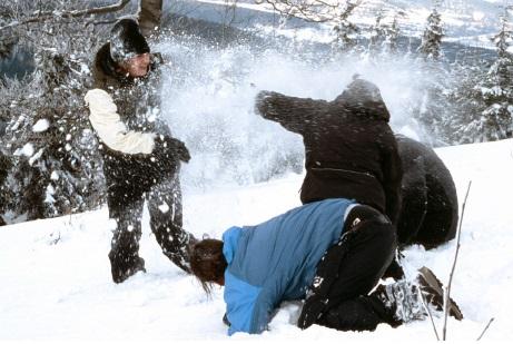 Naturschutzjugend lädt zum Snow Match Camp ein!